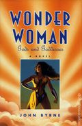 Wonder Woman Gods and Goddesses HC (1997 Novel) 1-1ST