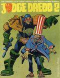 Judge Dredd TPB (1982-1989 Titan Books) The Chronicles of Judge Dredd 2-1ST