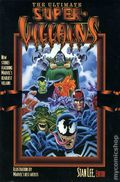 Ultimate Super-Villains SC (1996 Novel) 1-1ST