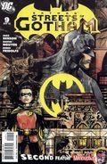 Batman Streets of Gotham (2009) 9