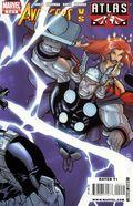Avengers vs. Atlas (2010 Marvel) 2A