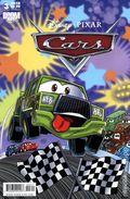 Cars (2009 2nd Series Boom Studios) 3A