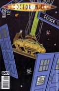 Doctor Who (2009 IDW) 8A
