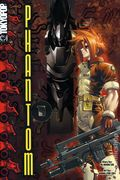 Phantom GN (2007-2008 Tokyopop) 1-1ST