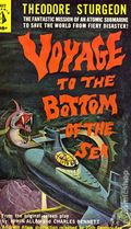 Voyage to the Bottom of the Sea PB (1961 Novel) 1-1ST