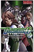 Mobile Suit Gundam 00 GN (2009 Bandai Digest) Double-0 2-1ST