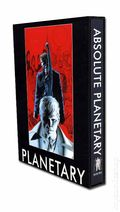 Absolute Planetary HC (2004-2010 DC/Wildstorm) 1st Edition 1-REP