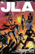 JLA HC (2008-2010 DC) Deluxe Edition 3-1ST