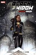 Black Widow Deadly Origin HC (2010 Marvel) 1-1ST