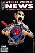 Weekly World News (2010 IDW) 1B