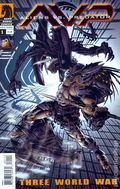 Aliens vs. Predator Three World War (2009 Dark Horse) 1B