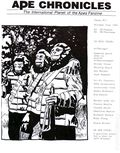 Ape Chronicles (1992 fanzine) 17