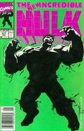 Incredible Hulk (1962-1999 1st Series) Mark Jewelers 377MJ