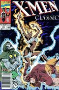 X-Men Classic (1986-1995 Marvel) Classic X-Men Mark Jewelers 51MJ