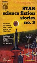 Star Science Fiction Stories PB (1953 Ballantine Novel) 3-REP