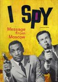 I Spy Message from Moscow HC (1966 Whitman) 1-1ST