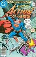 Action Comics (1938 DC) Mark Jewelers 504MJ