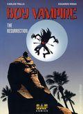 Boy Vampire The Resurrection GN (2003) 1-1ST