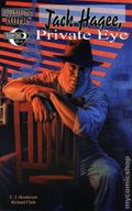 Moonstone Noir Jack Hagee, Private Eye GN (2003 Moonston) 1-1ST