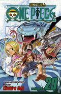 One Piece TPB (2003- Viz Digest) 29-1ST