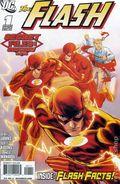 Flash Secret Files and Origins (2010) 1