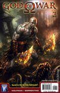 God of War (2010 DC/Wildstorm) 1A