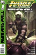 Justice League Rise and Fall Special (2010) 1A