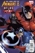 Avengers vs. Atlas (2010 Marvel) 3A
