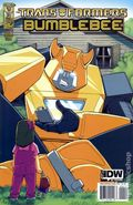Transformers Bumblebee (2009 IDW) 4A