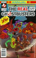 Real Ghostbusters (1988) Annual 1992