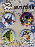 DC Comics Button Set (2010 Ata-Boy) SET-04