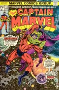 Captain Marvel (1968 1st Series Marvel) Mark Jewelers 43MJ