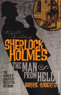 Further Adventures of Sherlock Holmes The Man from Hell SC (2010 Novel) 1-1ST