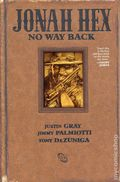 Jonah Hex No Way Back HC (2010 DC) 1-1ST