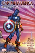 Captain America America First HC (2010) 1-1ST
