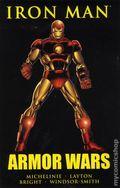 Iron Man Armor Wars TPB (2007 Marvel) 2nd Edition 1-REP