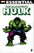Essential Rampaging Hulk TPB (2008-2010 Marvel) 2-1ST
