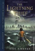 Percy Jackson and the Olympians SC (2006-2010 Disney/Hyperion Novel) 1A-REP
