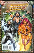 Justice League of America (2006 2nd Series) 42B