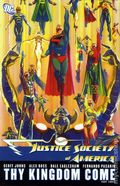 Justice Society of America Thy Kingdom Come TPB (2009-2010 DC) 3-1ST