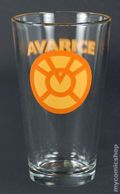 Toon Tumblers Blackest Night Pint Glasses (2010) TTBN04