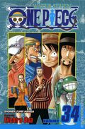 One Piece TPB (2003- Viz Digest) 34-1ST