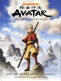 Avatar The Last Airbender Art of the Animated Series HC (2010 Dark Horse) 1-1ST