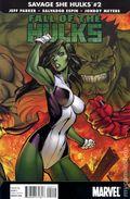 Savage She-Hulks (2010 Marvel) 2
