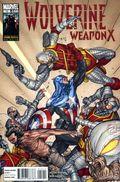 Wolverine Weapon X (2009 Marvel) 12