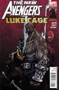 New Avengers Luke Cage (2010) 1