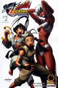 Street Fighter Legends Ibuki (2010 Udon) 2A