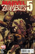 Marvel Zombies 5 (2010) 1