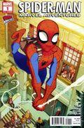 Spider-Man Marvel Adventures (2010) 1