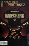 Transformers Last Stand of the Wreckers (2010 IDW) 2B